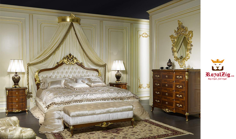 Classical Bedroom Furniture Louis XV